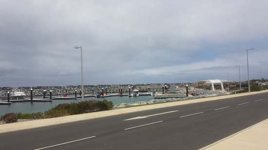 Augusta, Australia: Marina