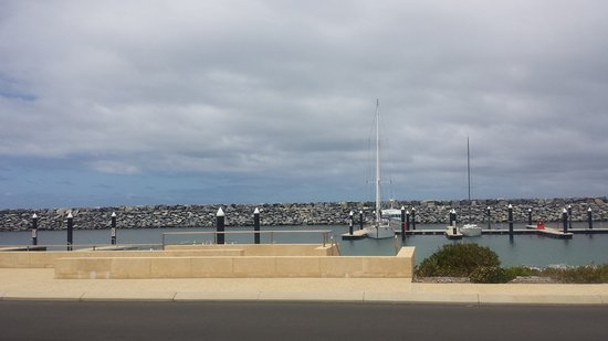 Augusta, Australia: Vessels in the harbour