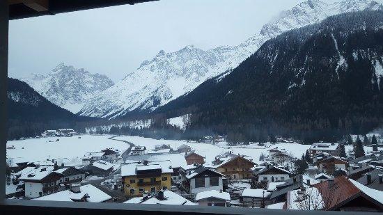 Hotel Royal: Panorama dalla nostra camera panoramica