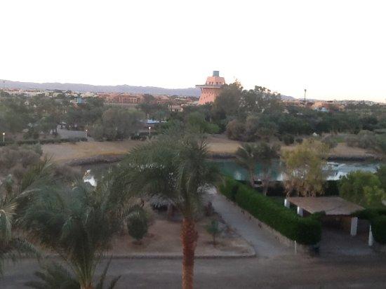 Labranda Club Paradisio Hotel El Gouna : Blick über ElGouna