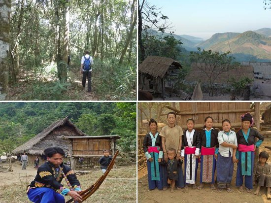 Luang Namtha, Laos: Ethnic Tribal Villages and Trekking