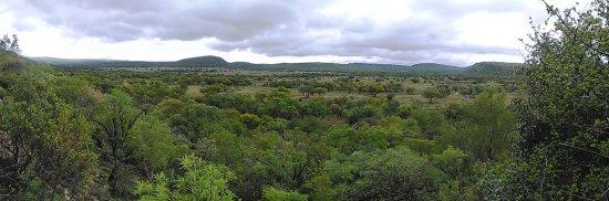 Vaalwater, Afrika Selatan: panorama view from picnic site