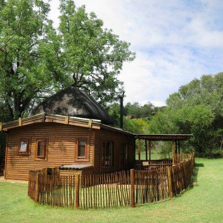 Vaalwater, Afrika Selatan: Maroela cottage
