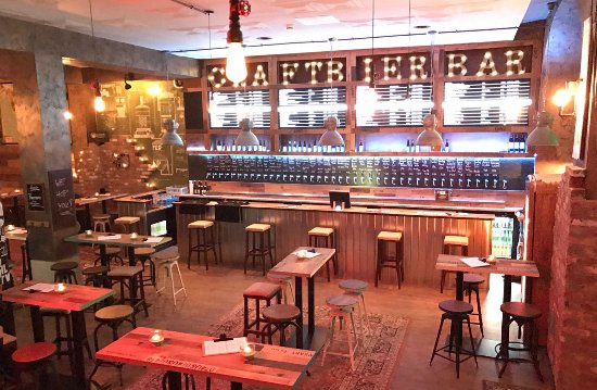 Craft Bier Bar Bremen