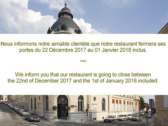 Restaurant De Place De La Maiie Le Mans