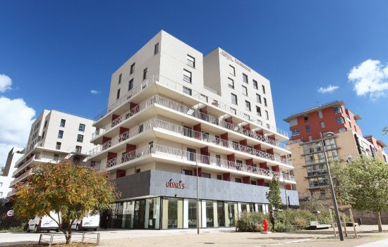 Appart hotel odalys confluence updated 2017 apartment for Appart hotel lyon 8