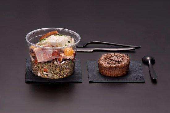 Lodève, Francia: Des idées de repas ?