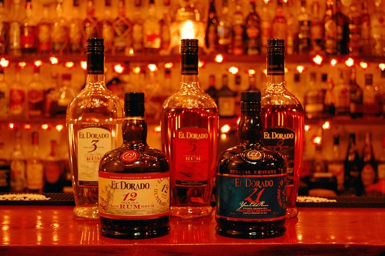 Calheta, Portugal: A selection of our 100+ rum collection
