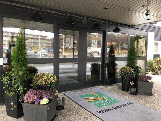 QUALITY HOTEL WINN GÖTEBORG FRUKOST