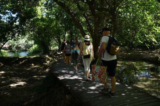 Sibenik-Knin County, Croatia: Kävelyreittiä.