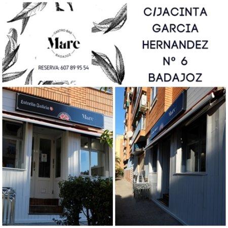imagen Mare Gastrobar en Badajoz