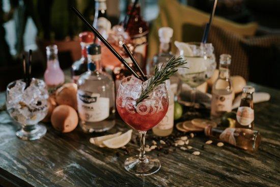 Baarn, Belanda: Cocktails
