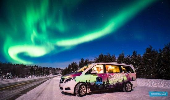Arctic Timetravels