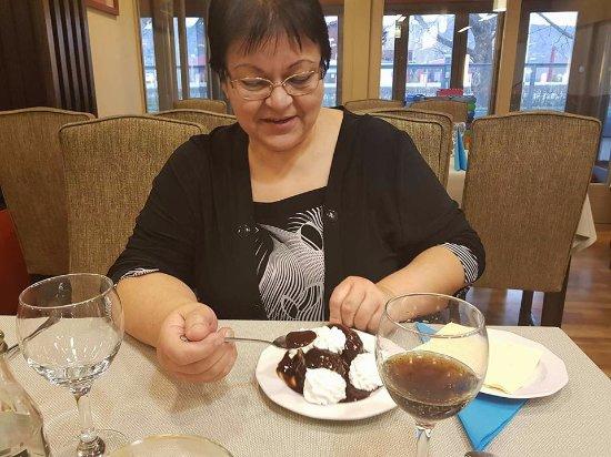 Visegrad, Hungary: A barátnőm az egekig magasztalta a somlóit