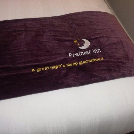 Premier Inn London Putney Bridge Hotel: Habitación