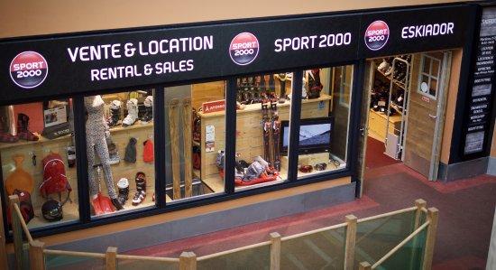 Eskiador Sport 2000