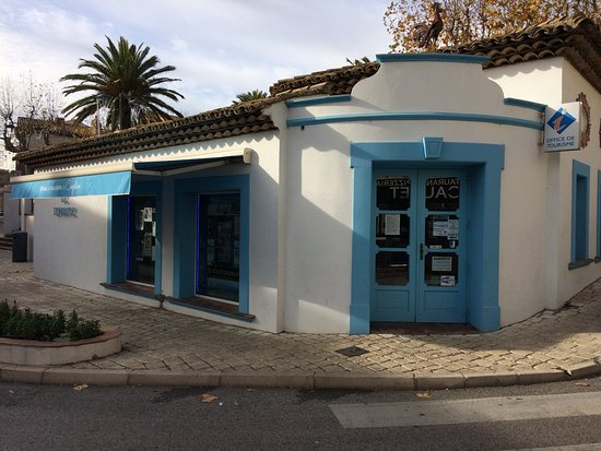 Tourist Office of Cogolin