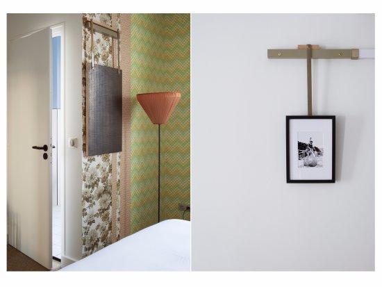 papier peints des ann es 60 et photos vernaculaires kuva hotel la nouvelle republique. Black Bedroom Furniture Sets. Home Design Ideas