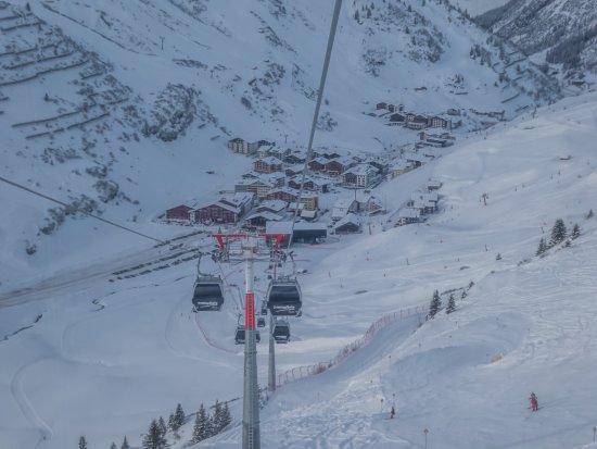 Hotel Arlberghaus: Arlberg Ski Area