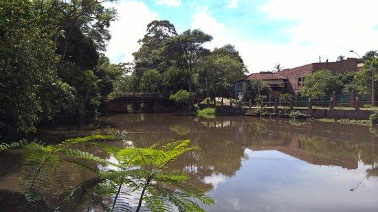 Brotas, SP: Rio Jacaré Pepira