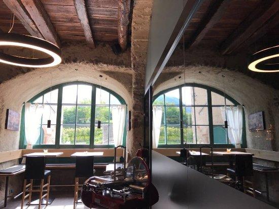 Panholzer: nun ist die Küche hinter Glas