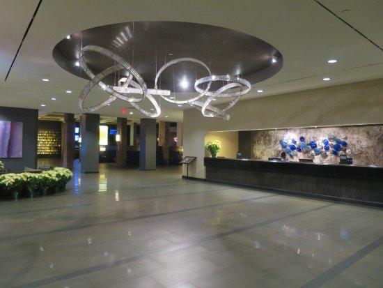 Parsippany, نيو جيرسي: lobby