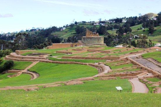 Ingapirca, Ecuador: Sito