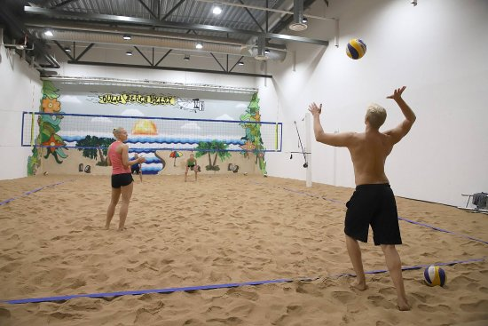 Oulu Beach Volley - OBV Oy