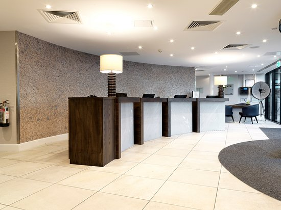 Doubletree by Hilton Chester: Reception