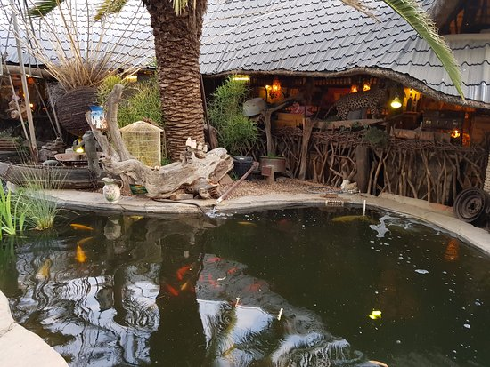 Windhoek, Namibia: Ambiance