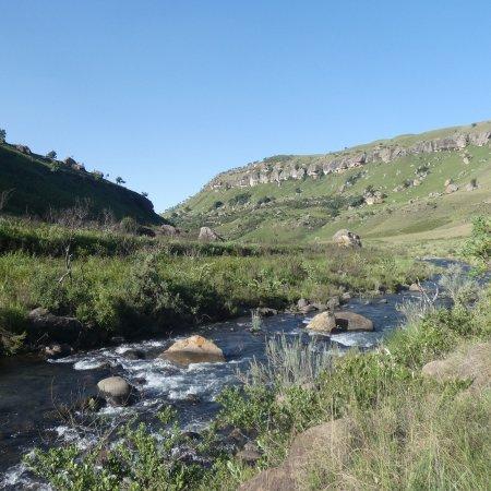 uKhahlamba-Drakensberg Park, Sydafrika: photo0.jpg