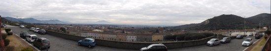 San Leucio, Italia: Belvedere