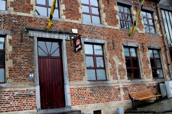 Overijse, Belgium: Voorgevel