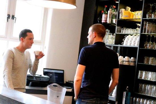 Overijse, Belgium: Bar