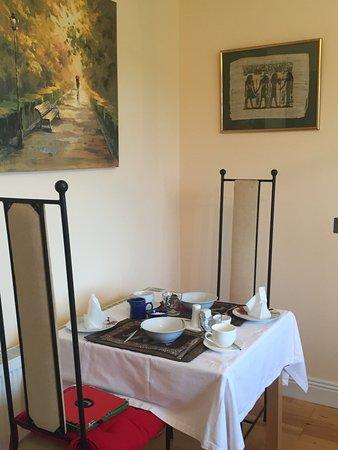 Νιούπορτ, Ιρλανδία: Dining room
