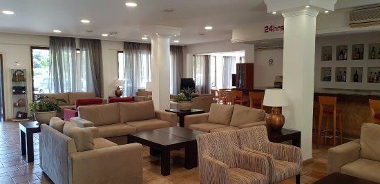 Helios Bay Hotel: LOBBY