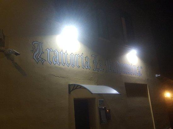 Trattoria La Madonnina