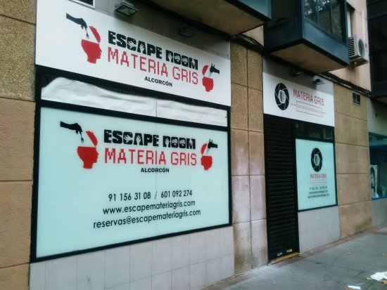 Materia Gris Escape Room