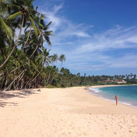 Tangalle, Sri Lanka: Amanwella Silent Beach