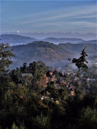 Balthali, Nepal: Just after sunrise 14 Nov 2017
