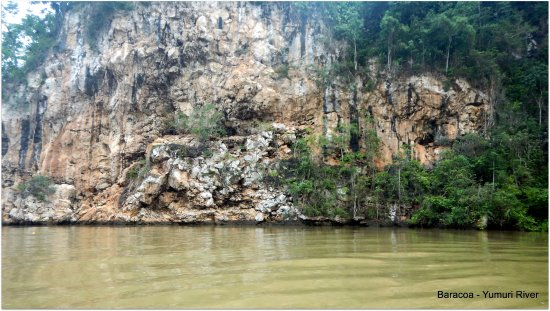 Canon del Rio Yumuri: Rio Yumuri