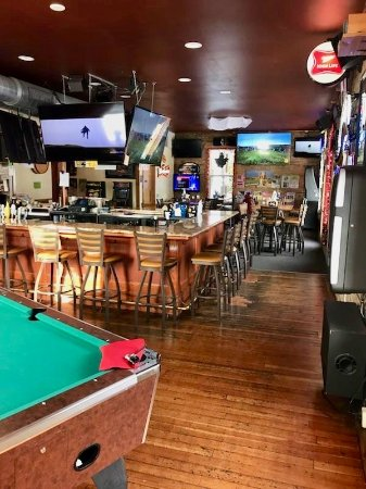 Manitowoc, WI: Tower Tavern inside