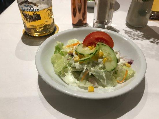 Gross-Gerau, Allemagne : Vorspeisesalat