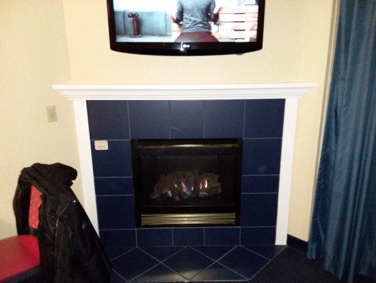 Sheboygan, WI: Fireplace