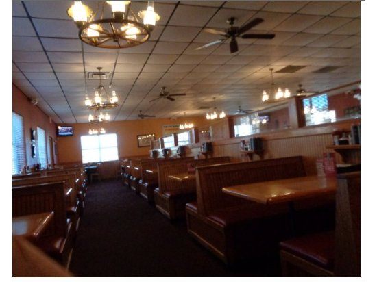 Sonny's Bushnell Dining Room