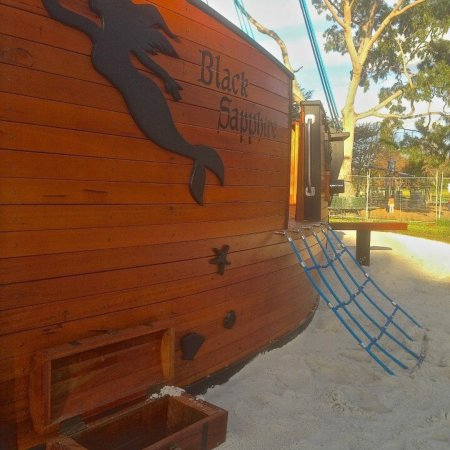 Essendon, Australia: Riverside park