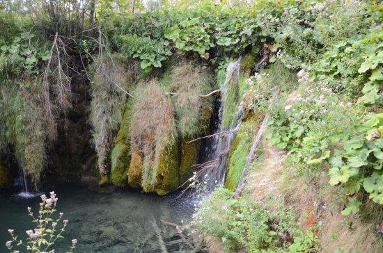 Plitvica, Croatia: Kozjackie Wodospady