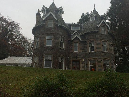 Strathtay, UK: Bendarroch House