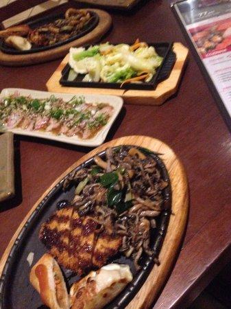 Vargem Grande Paulista, SP: alguns pratos