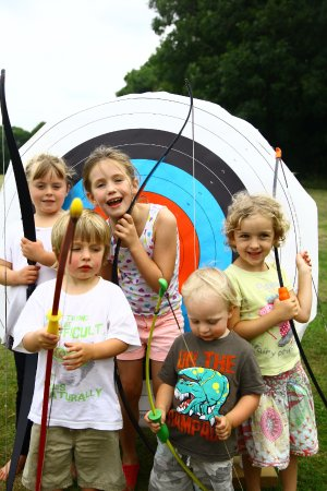 Barnstaple, UK: Great fun for kids.